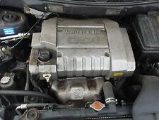 Motor Engine 4G64 GDI 2.4l 150PS Mitsubishi Space Wagon N50