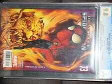 Marvel Ultimate Spider-Man #73 CGC 9.8