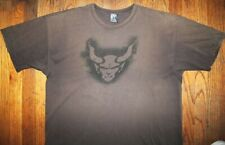 STONE BREWING CO / BITTER CHOCOLATE OATMEAL STOUT BREW / BROWN T-SHIRT SIZE XL