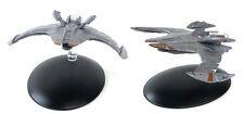 Eaglemoss Diecast Star TREK ST0013 Jem'Hadar Battle Cruiser & MAGAZINE #13