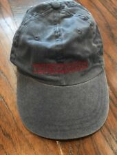 Thunderbirds Denim Blue Embroidered Hat Cap Faded Look