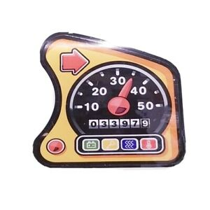 Vintage 1998 Cozy Coupe II Decal Little Tikes  Car Tykes Buggy Replacement #2