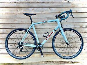 "Trek Crockett 7 CX bike /  Gravel Bike 58"" 11 speed custom build. Excellent Cond"