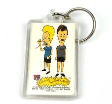 MTV Beavis and Butt-Head Schlüsselanhänger aus USA 1993