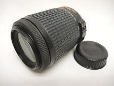 Nikon 55-200mm f/4-5.6G VR ED SWM AF-S DX Lens (27322)