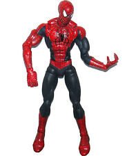 "TOYBIZ SPIDER-MAN MOVIE 67 POINTS SUPER ARTICULATION ULTIMATE 18"" ACTION FIGURE!"