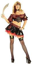 Forum Novelties Women's Pirate's Pleasure Sexy Costume Size XS/SM (2-6)