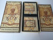 Earth Wind & Fire The Eternal Dance LONG BOX 3 CD Set 52439 COLUMBIA 1992 M/NM