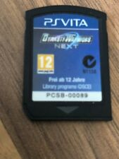 PS Vita :             DYNASTY WARRIOR NEXT