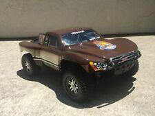 GMC Fall Guy Truck Custom Painted Traxxas Slash 2WD 4x4 Body 1/10