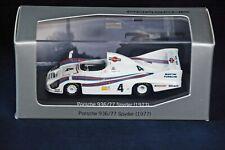 Porsche 936/77 Spyder, Minichamps 1:43