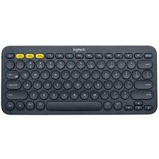 Logitech K380 Multi-Device Bluetooth Keyboard Portable Mini Keyboard