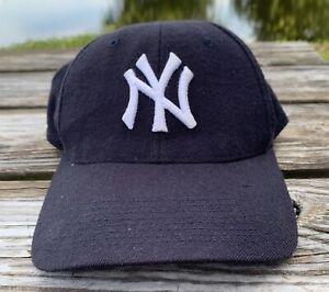 New York Yankees Nike Wool Hat One Size Baseball Cap Adjustable