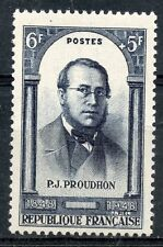 STAMP / TIMBRE FRANCE NEUF N° 799 ** / CELEBRITE / PIERRE JOSEPH PROUDHON