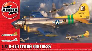Airfix 1/72 Model Kit 08017B Boeing B-17G Flying Fortress