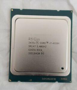 Inter Core i7 4930K 3,40Ghz FCLGA2011 + Pate thermique Silver