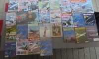 Lot Magazines Avion Aviation Air & Cosmos Magazine Volez Aéro Journal Aéroplane
