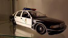1:18 UT Models Chevrolet Caprice LAPD Los Angeles Police