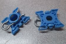 For BMW 3 & 5 Series Window Regulator Guides Nylon Guides Blue
