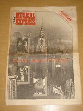 NME 1977 JUN 4 GENESIS KISS DOLLY PARTON STRANGLERS