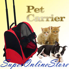 Polyester Dog Backpack Carriers