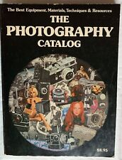 The Photography Catalog, Equipment, Materials, 1976