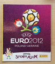 ALBUM DI FIGURINE PANINI - EURO 2012 - POLONIA/UCRAINA - VUOTO ORIGINALE