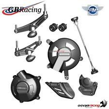 Protezione motore/catena/ruota/telaio GBRacing Triumph Stret Triple R 11>12
