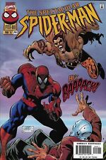 The Spectacular Spider-Man Comic Issue 244 Modern Age First Print Dematteis Ross