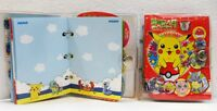 POKEMON AGENDA ORGANIZER cm. 11 x 9 Nintendo 1999 Pocket Monsters