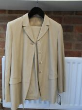 HOBBS-MARILYN ANSELM-SILK & LINEN 2 PCE.TROUSER SUIT SIZE 12/14.BRAND NEW +TAGS