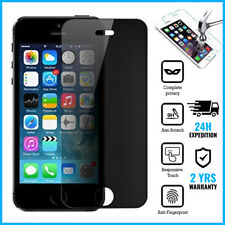 Privacy Screen Protector 9H LCD Protecteur Trempé Tempered Glass For iPhone 5