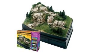 Woodland Scenics Mountain Diorama Kit *, #WS-SP4111