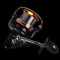Long Shot Saltwater Spinning Fishing Reel 9000 Metal Spool Surf Casting Tackle #
