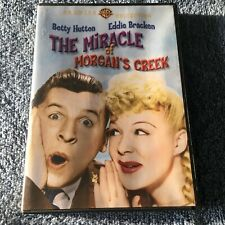 The Miracle of Morgans Creek (DVD, 2013, Full Screen)
