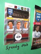 Panini Adrenalyn FIFA 365 NORDIC Edition Wappen Logo Club Badge Kobenhavn 113