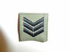 b6517s Vietnam RVN Army Trung Si I Master Sergent cloth rank single collar IR8C