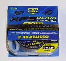 Trabucco XPS ULTRA FC 403 SALTWATER Fluorocarbon 100%25 MORBIDISSIMO