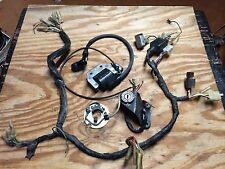 Honda 1978 XL100 XL 100 Electrical Ignition Points Wiring Harness System OEM TEC