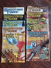 Shooting Times Magazine 1964 To 1969 10 Issues Rifle Shotgun Hunting Handgun