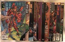 The Invincible Iron Man #1 - 12 Marvel Comics by Lobodell, Lee, Portacio & Jo