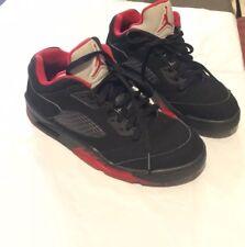 Air Jordan  Shoes Men's Size 8.5  Blanca -red