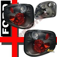 01-03 Ford F150 SVT Lightning Supercrew Harley Davidson Pickup Smoke Tail lights