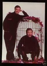 The Birdcage Cinema Promo Postcard