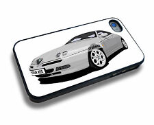ALFA ROMEO GTV CAR ART iPHONE 5/6//7/8/X PERSONALISED CLIP ON COVER
