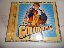 Cd  Austin Powers in Goldständer von Ost und Various