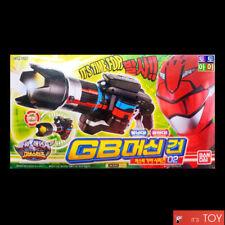 Bandai Power Rangers GO BUSTERS Gear 02 GB ICHIGAN BUSTER Camera Gun Morpher set