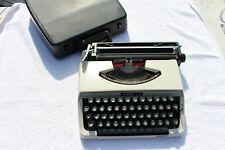 Vintage Brother 210 Typewriter in original case in excellent working condition