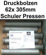 pièce rechange Schuler Presse hydraulique BOULON DE PRESSION NEUF 62x305mm