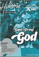 Hillsong Kids - Super Strong God - Music Book CD-Rom